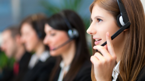 customer service phone training